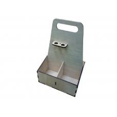 Open type pit box KIT