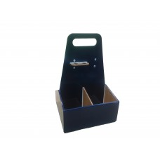 Open type pit box